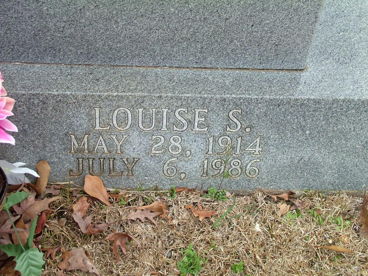 Louise Elizabeth Seymour