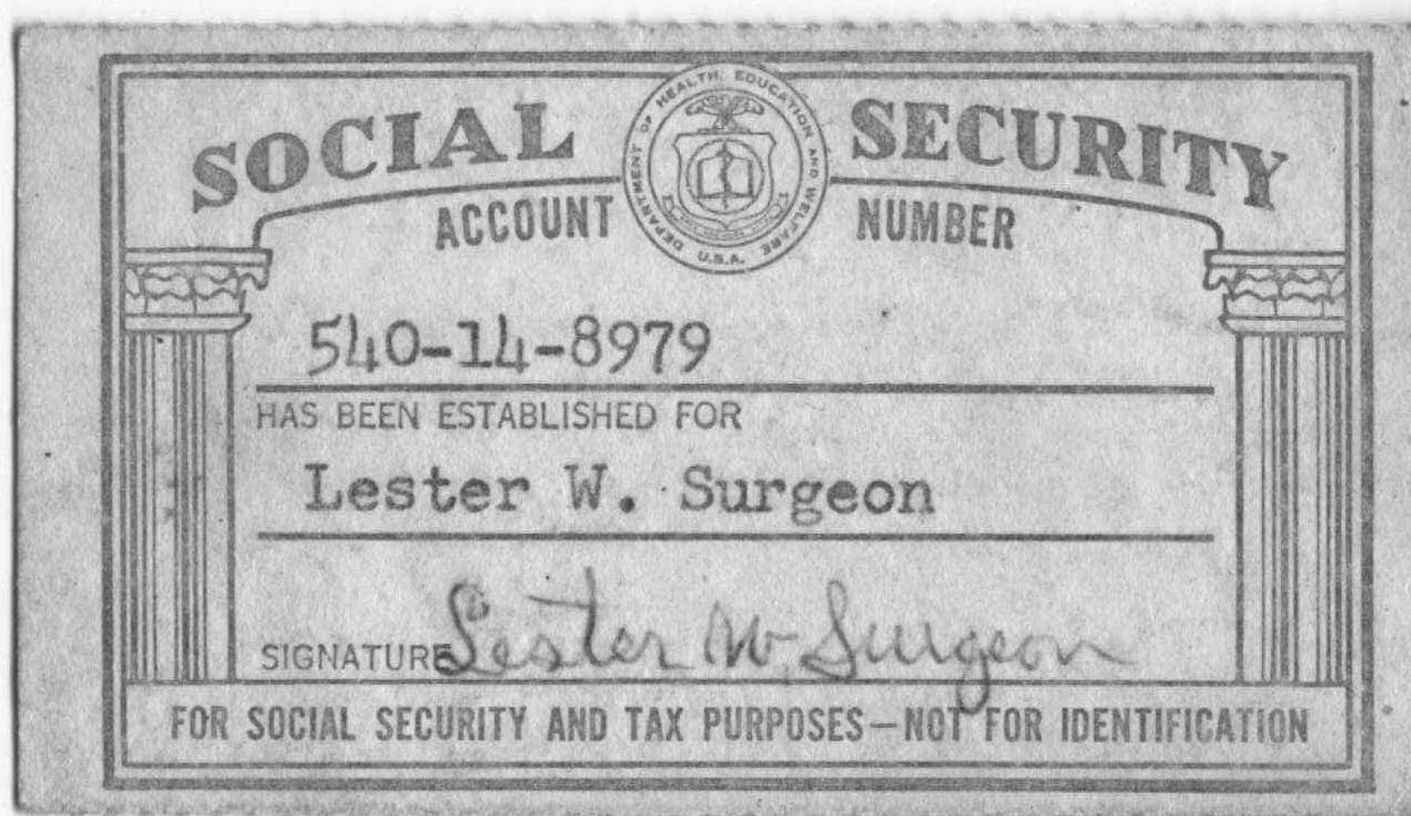 Lester William Surgeon
