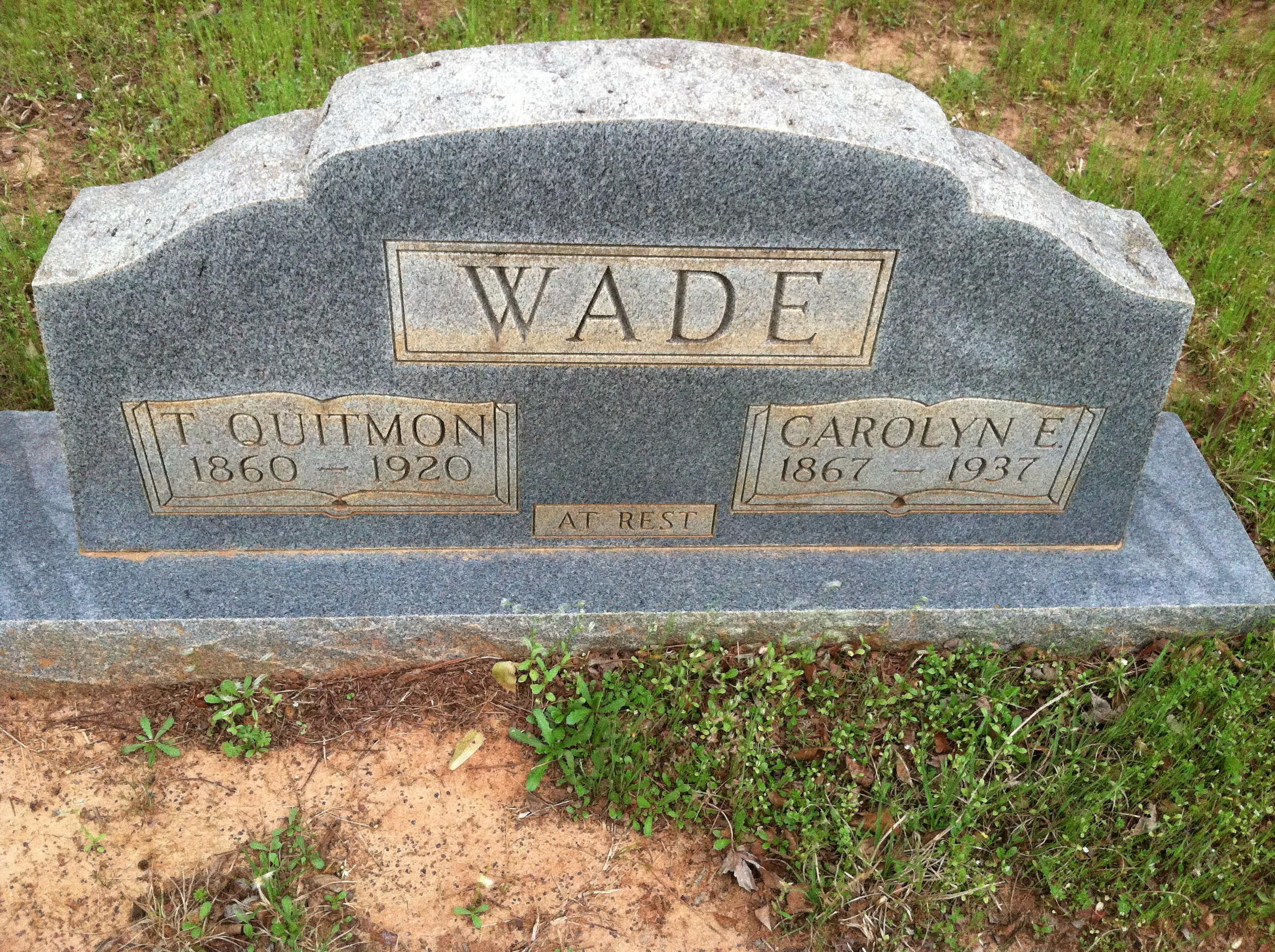 Thomas M Wade