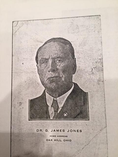 James G Jones