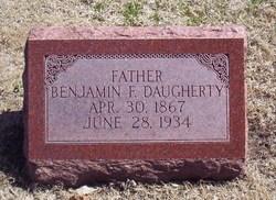 Elijah F Daugherty