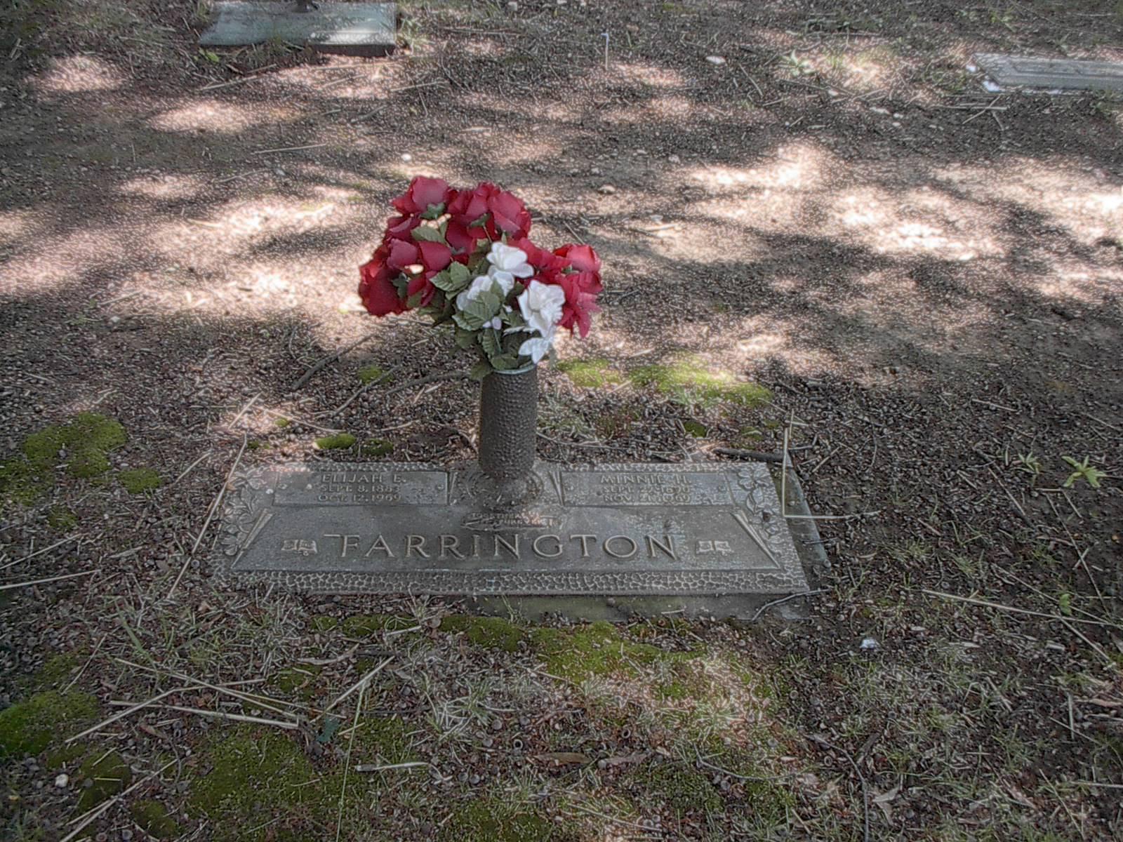 Elijah Farrington
