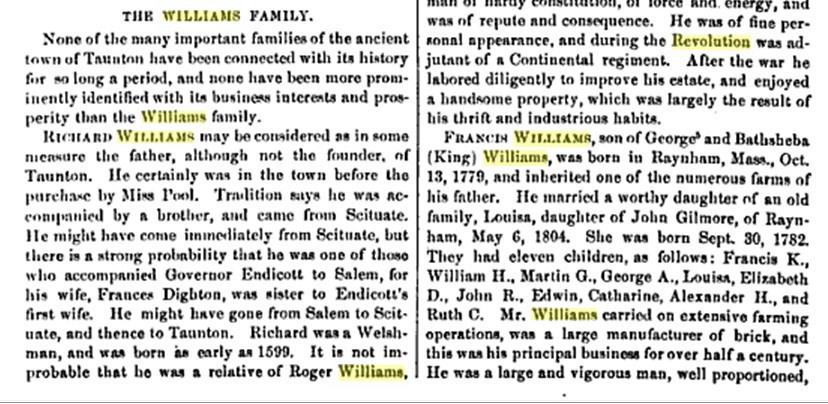 Nathaniel Williams