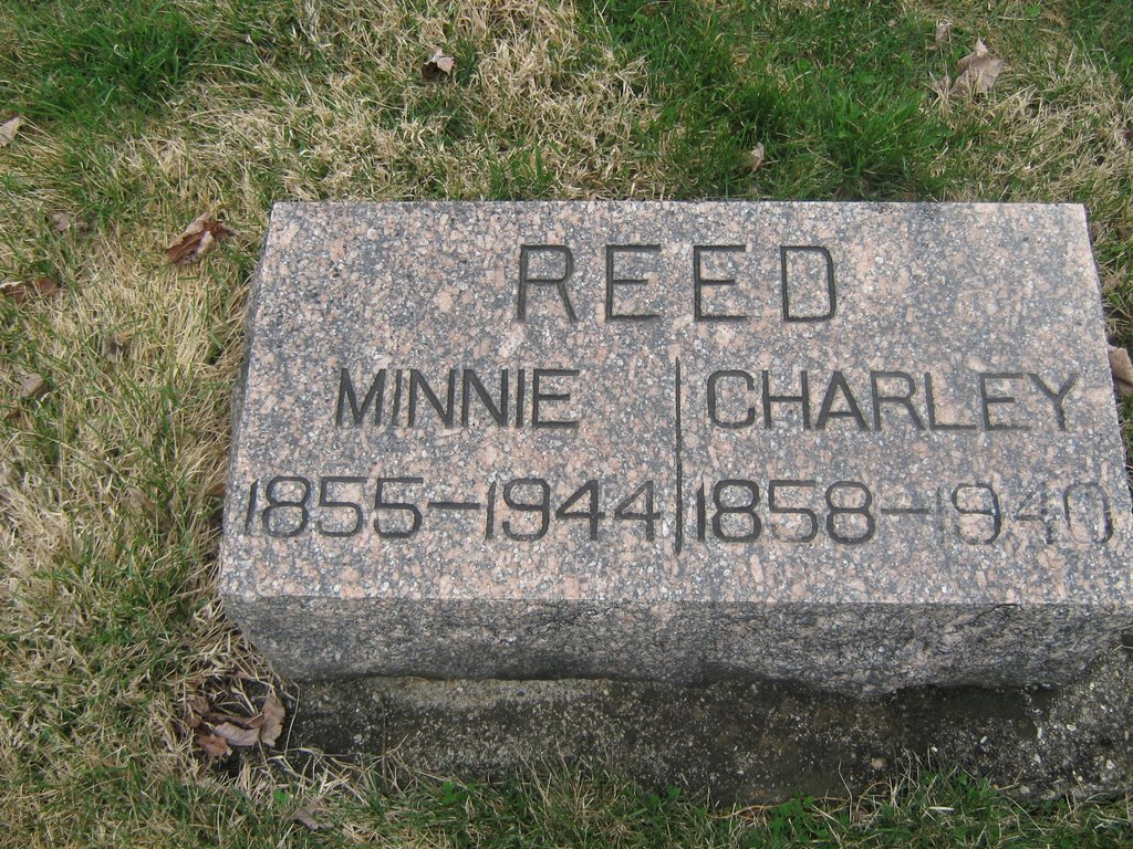 Charles Wesley Reed