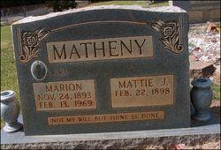 Harvey Matheny