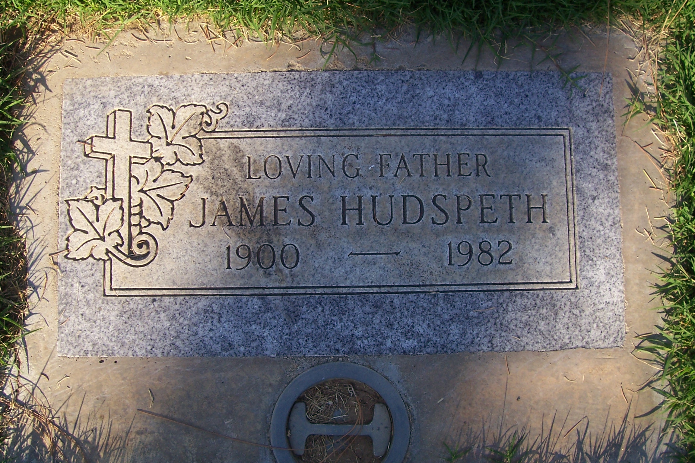 James Thomas Hudspeth