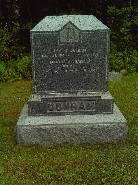 Levi Dunham