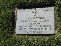 Jerry Lee Stout