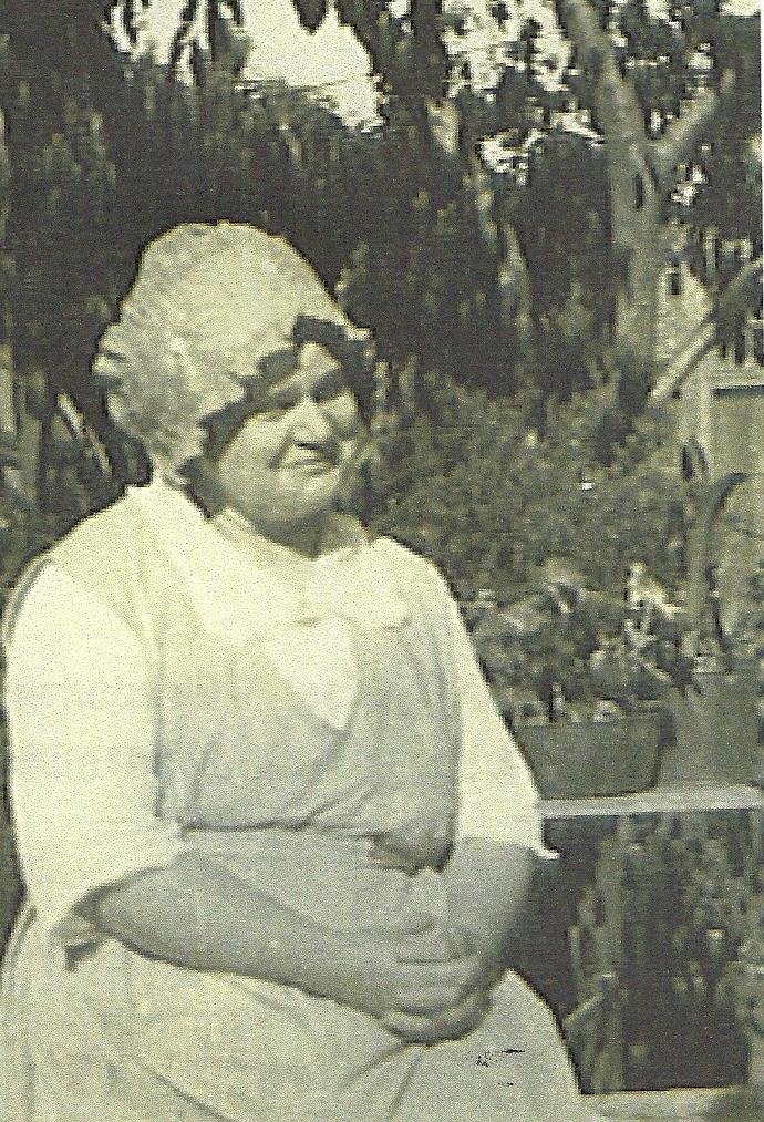 Minnie Ruth Solomon