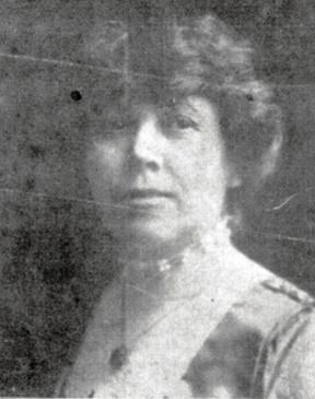 Nancy Alsey Garrett