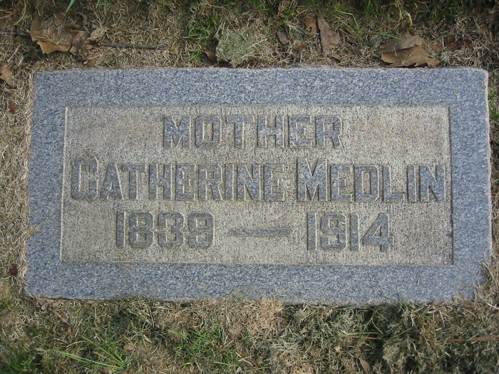 Catherine Kate Malone