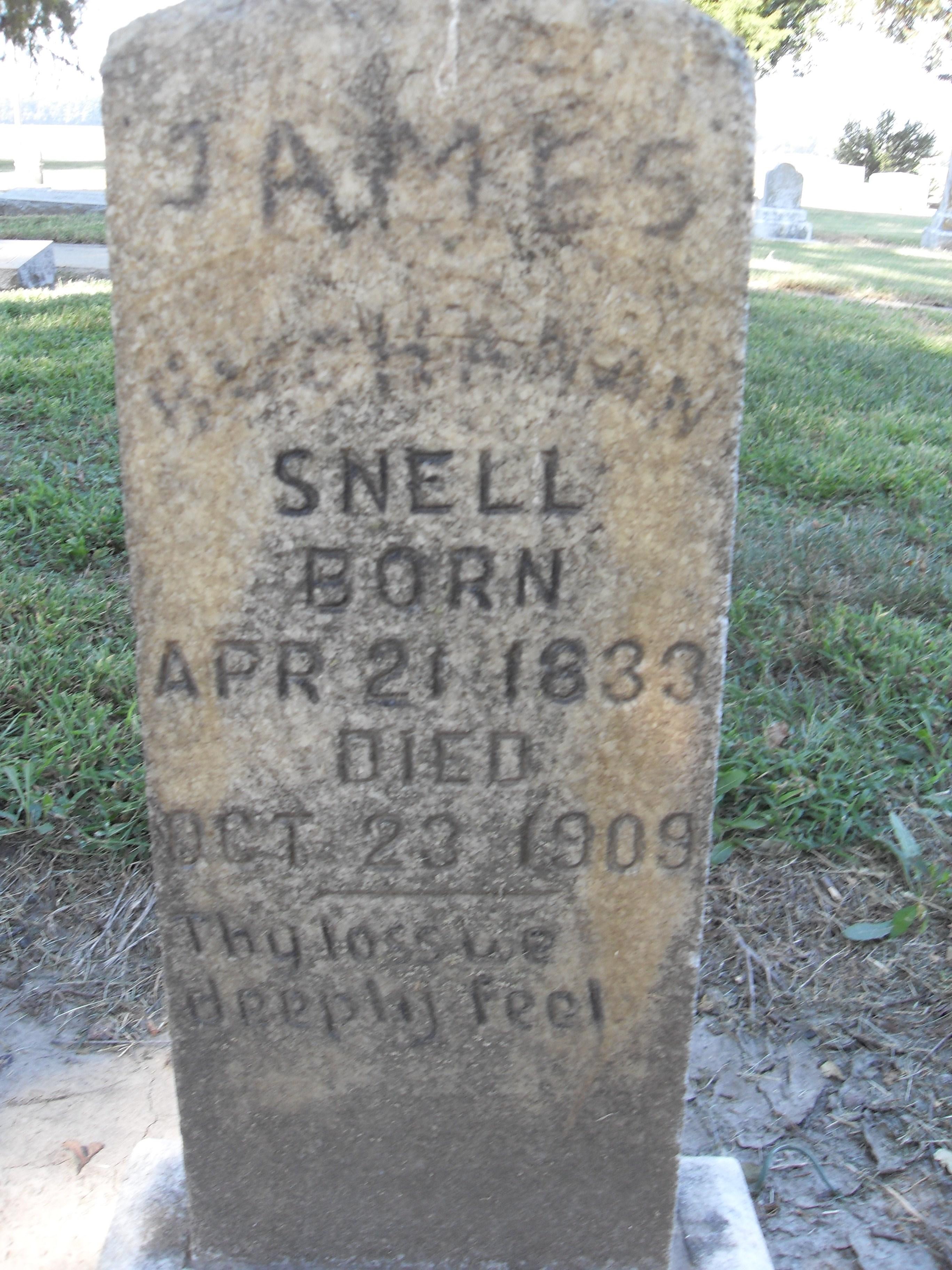 Abram B Snell