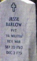 Jabez Barlow