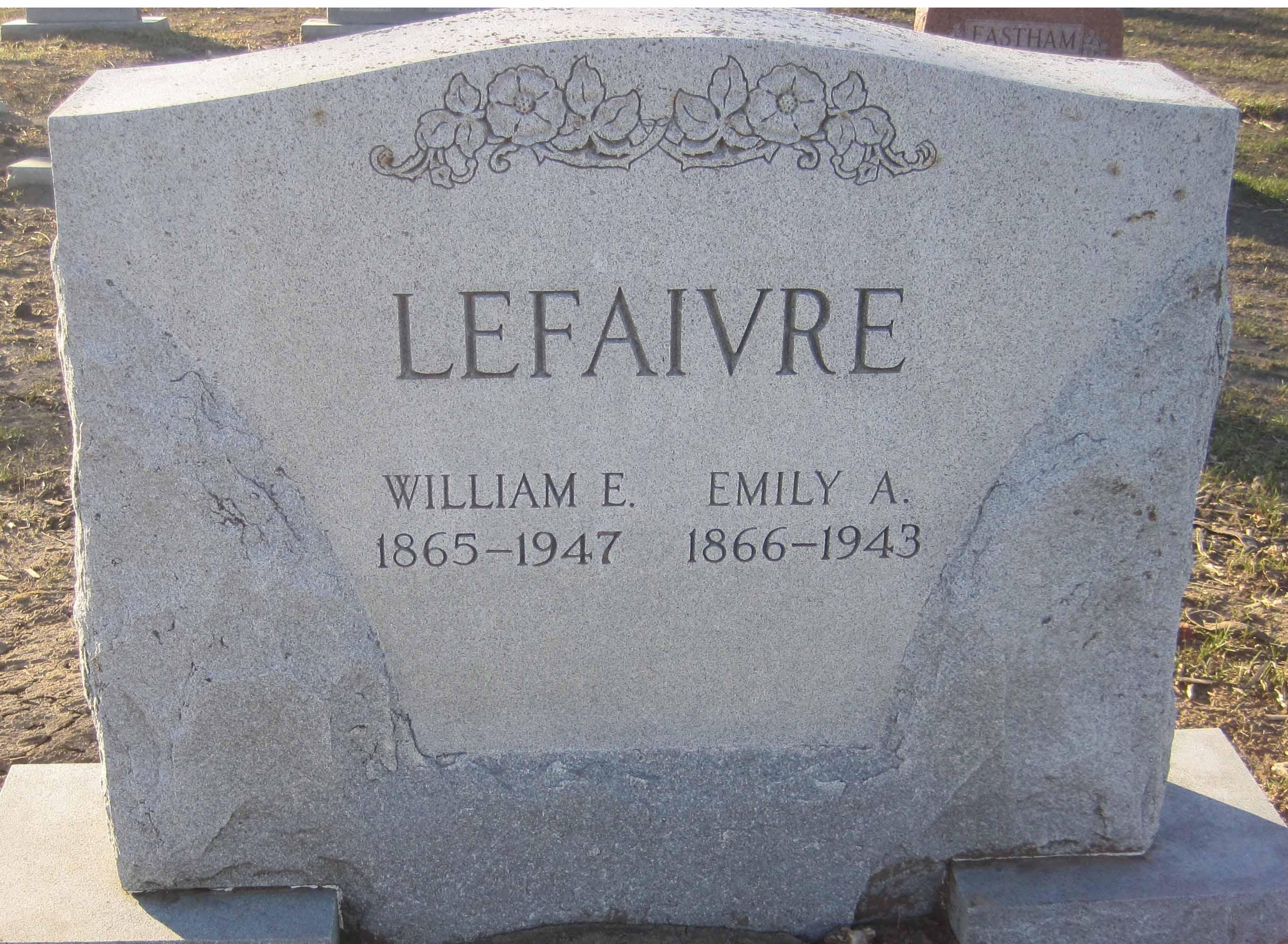 Francis Lefaivre