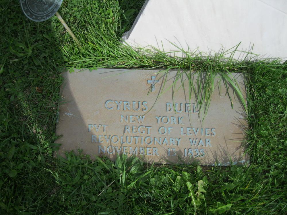 Cyrus Buell