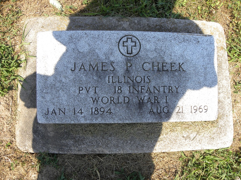 James Lee Cheek