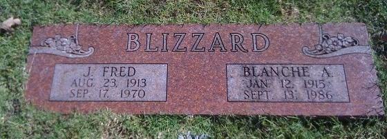Fred Blizzard