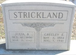Greely Elliot Strickland