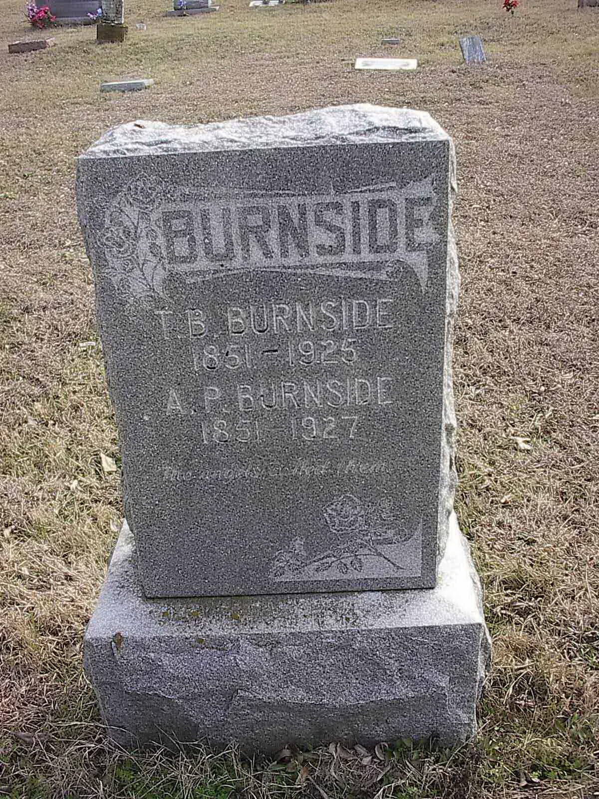 Thomas B Burnside