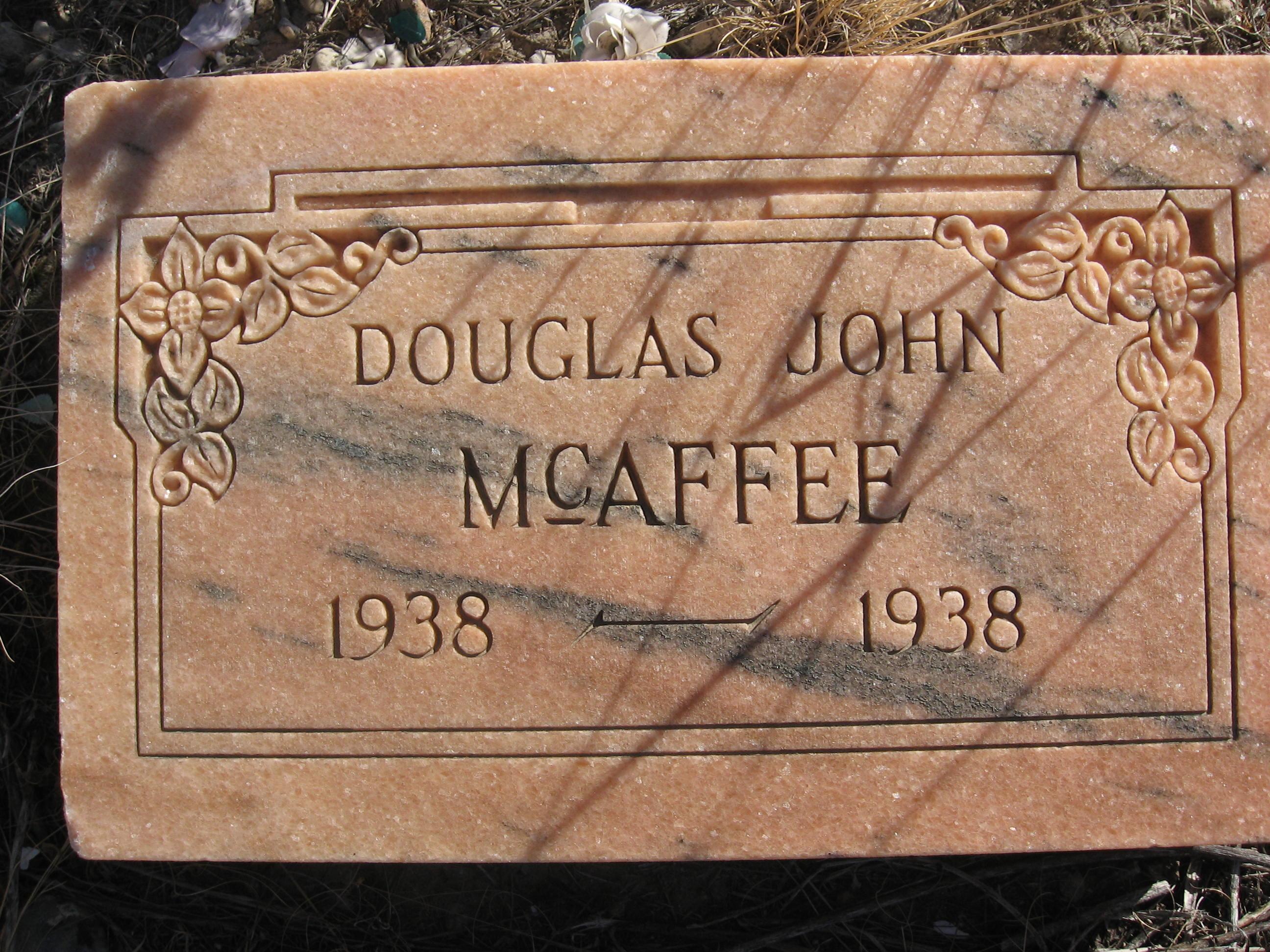 John McAffee