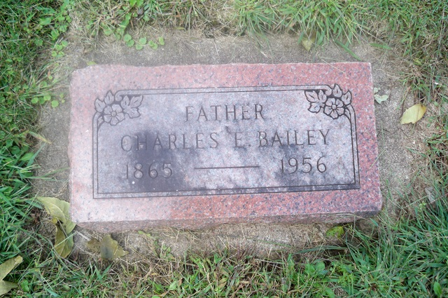 Edward Charles Bailey