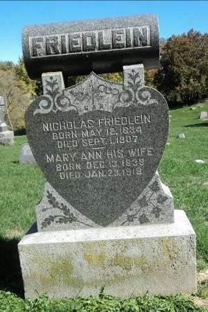 Mary Ann Schrunk