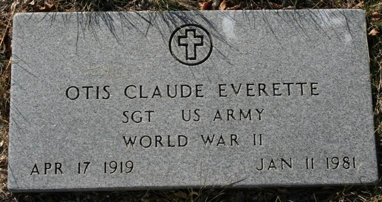 Otis Everett