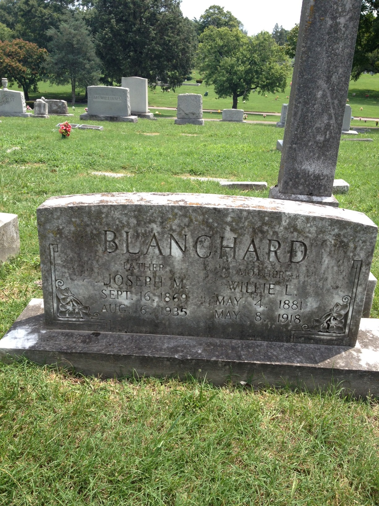 Joseph Henry Blanchard