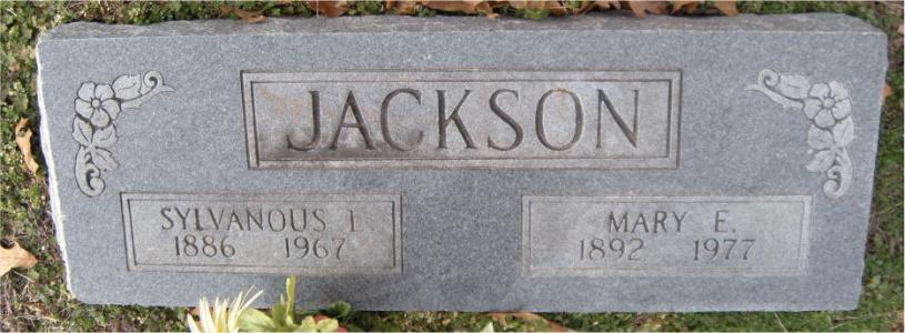 Sylvanus Jackson