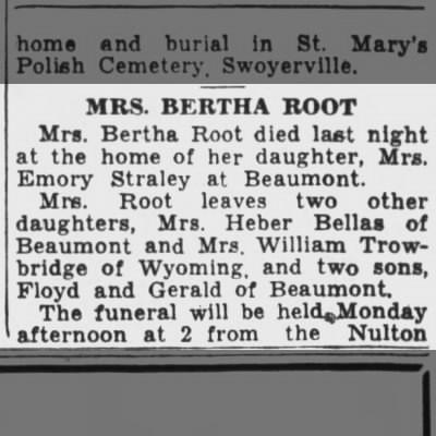 Bertha Goodwin
