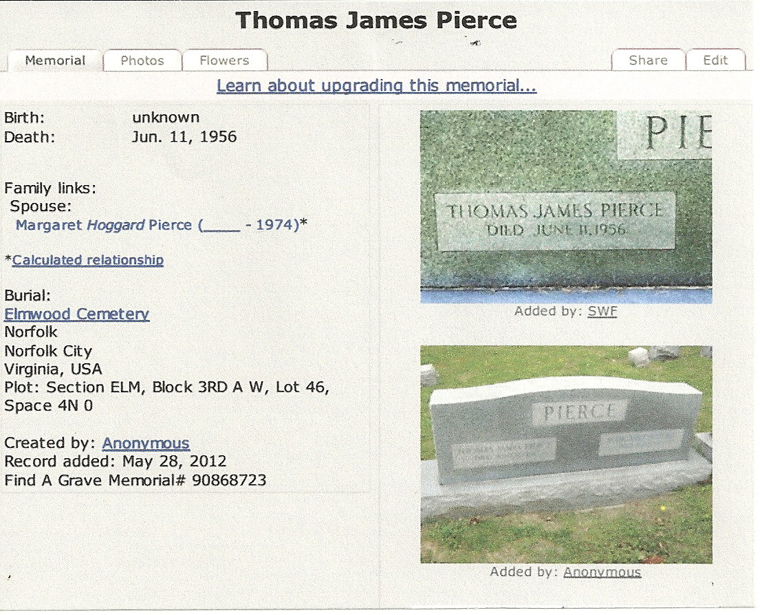 James Thomas Pierce