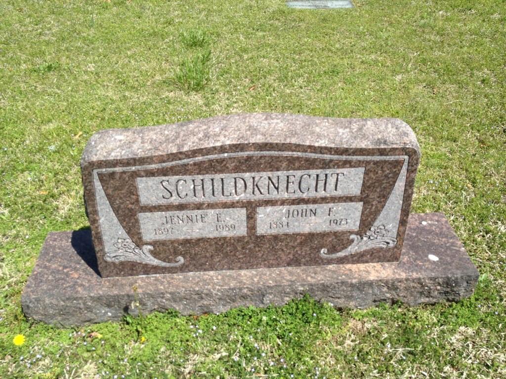 Franz Karl Schildknecht