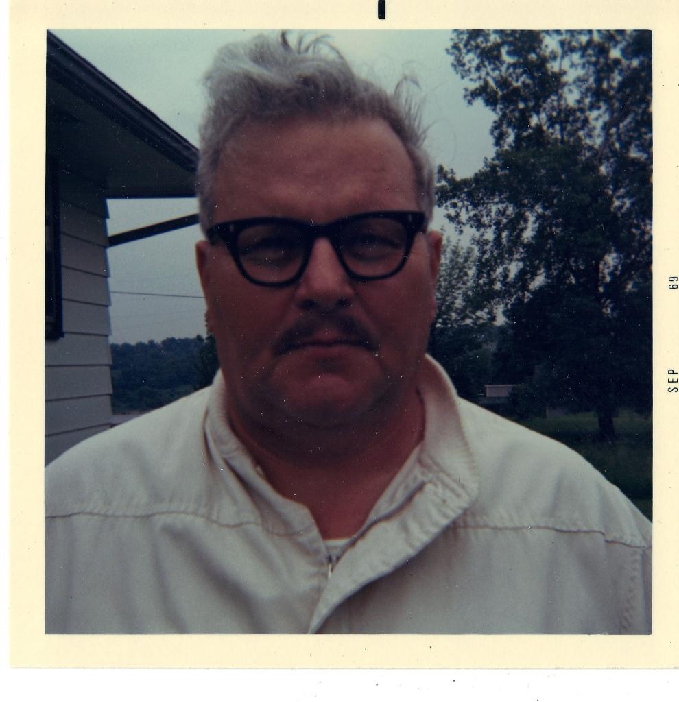 Clyde Vernon Swank