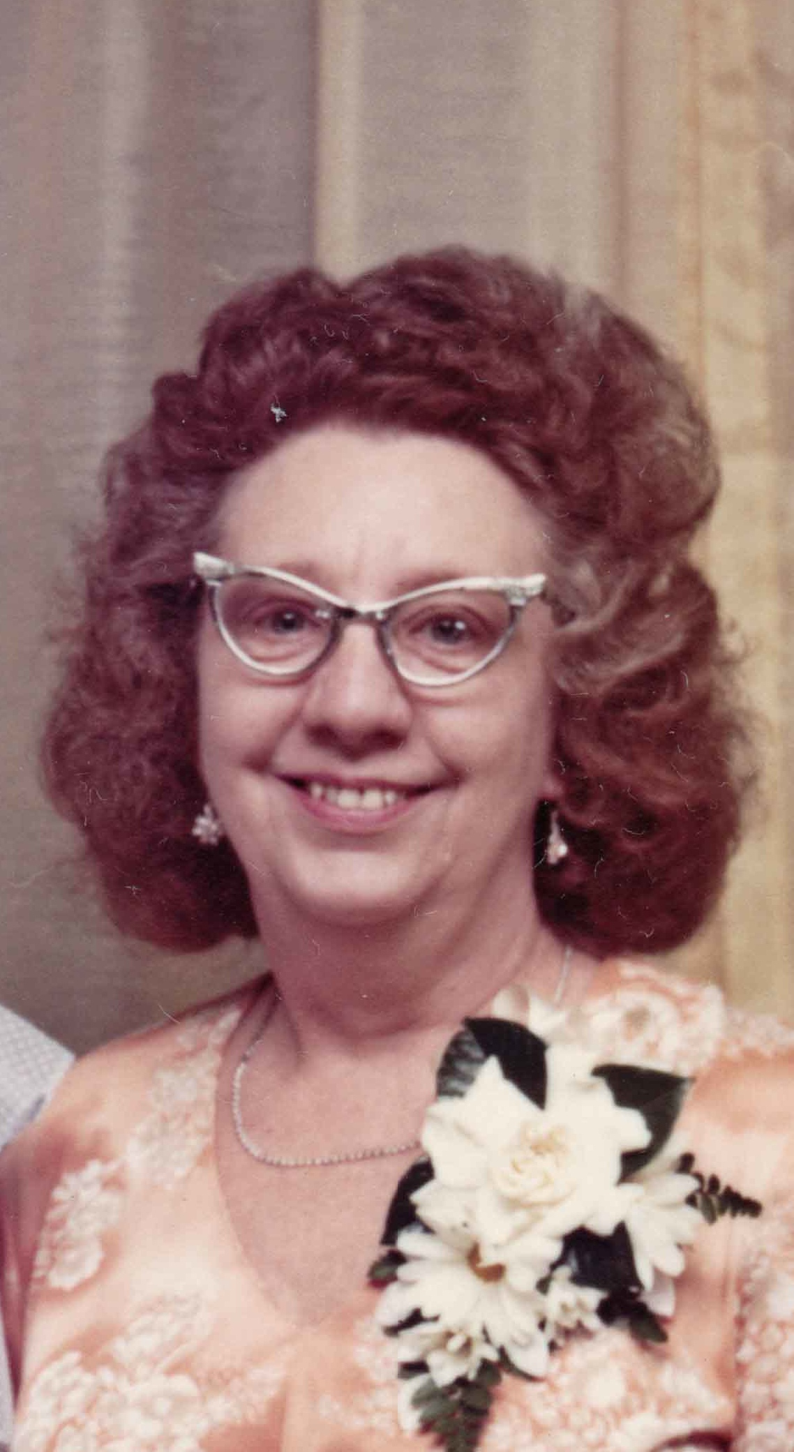 Edna Doris Adams