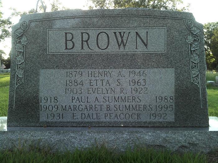Myrtle R Brown