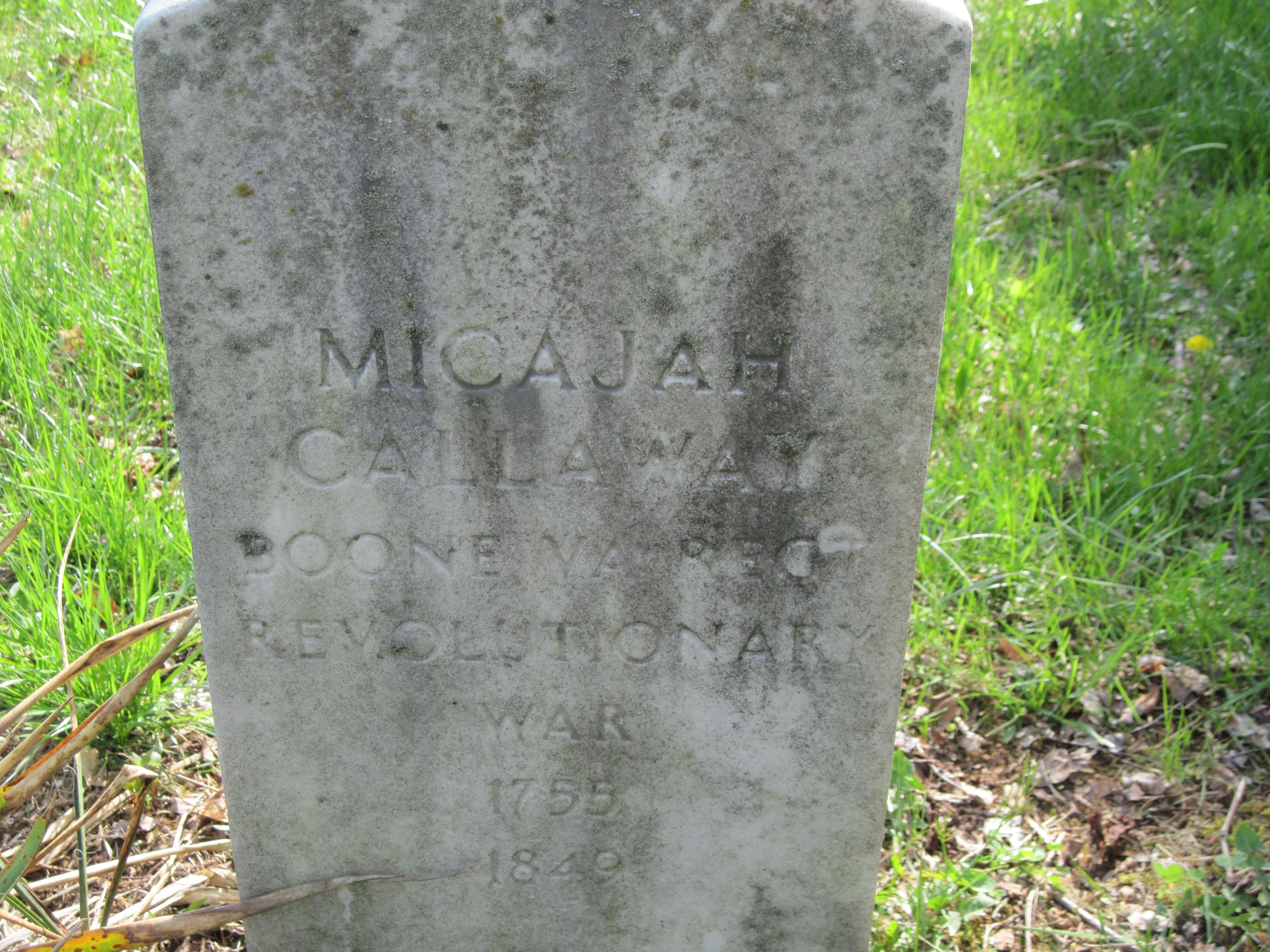 Micajah Callaway