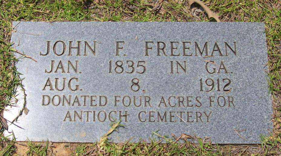 John Kilborn Freeman