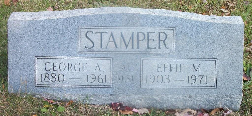 George Stamper