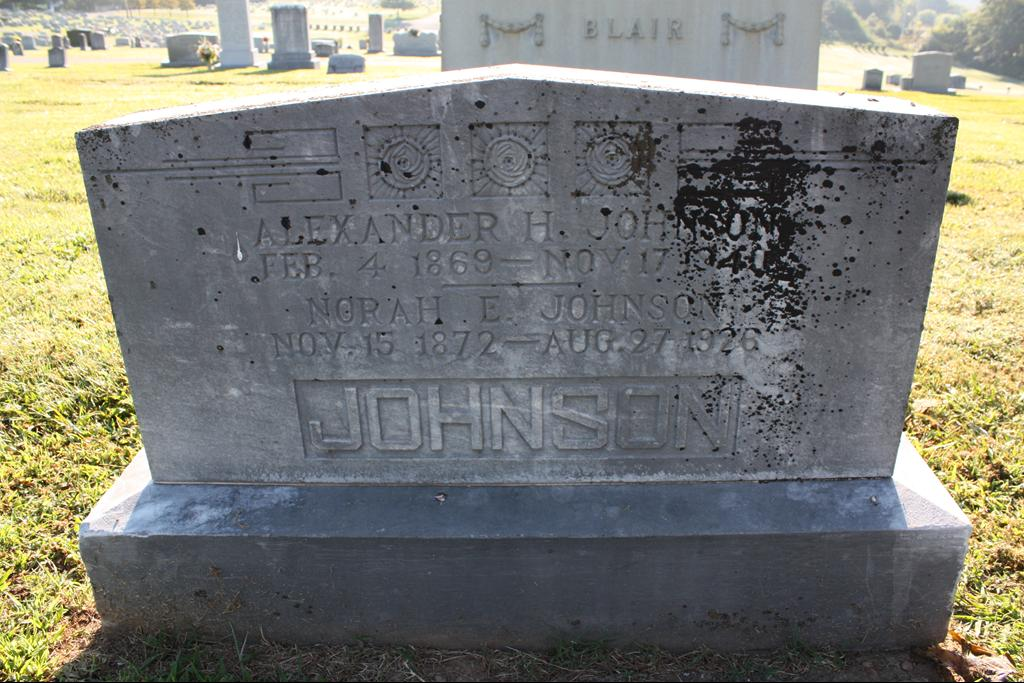 Alexander H Johnson