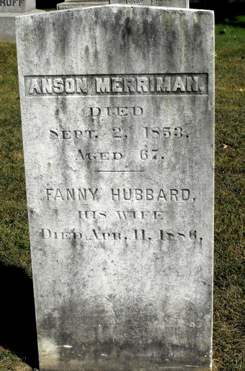 Anson Merriman