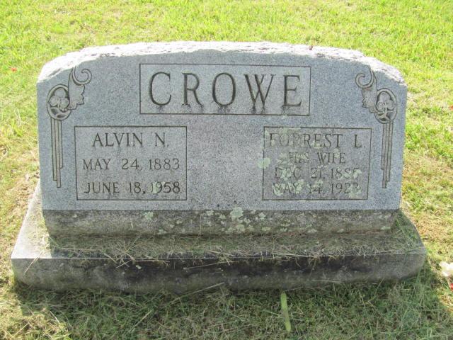 Alvin Deering Crowe