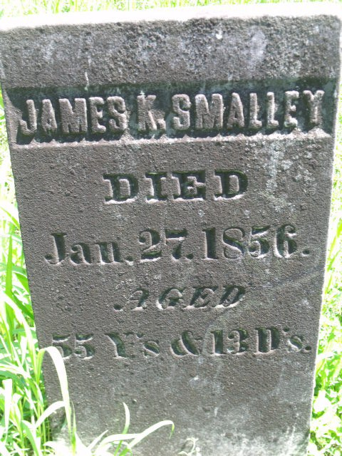 James Ezra Smalley
