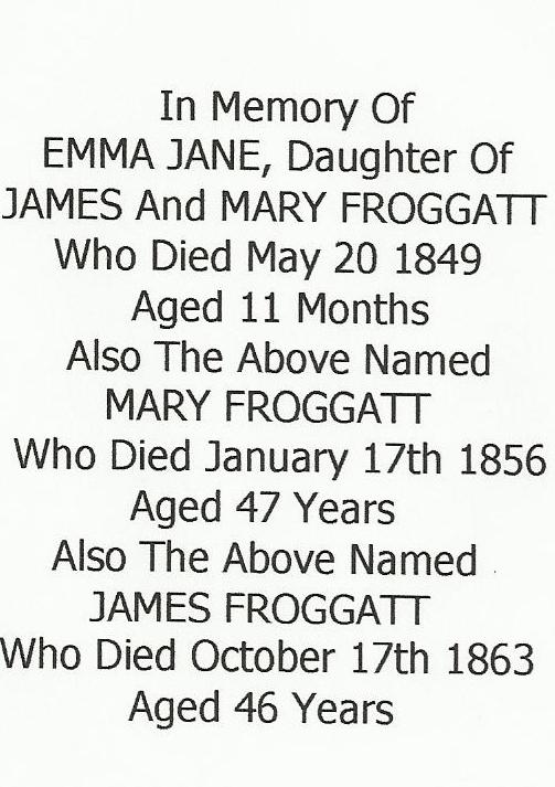 Michael Froggatt