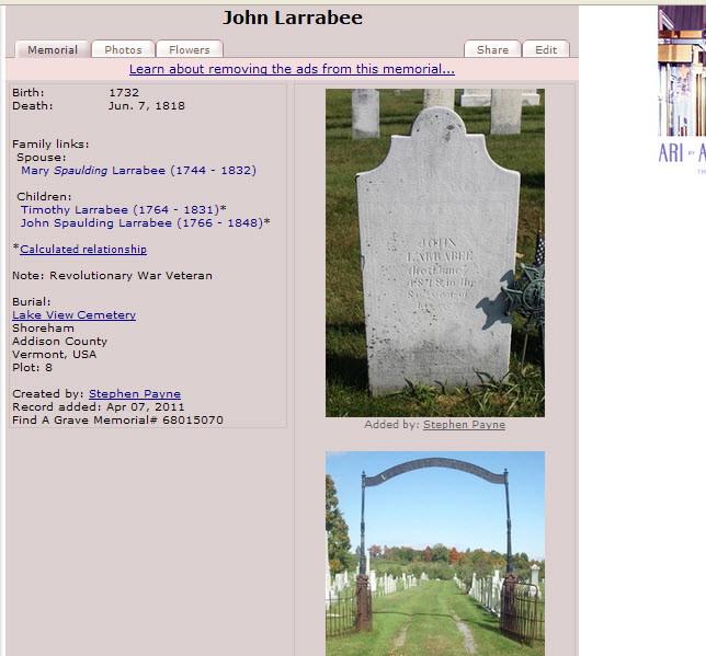 John Larrabee