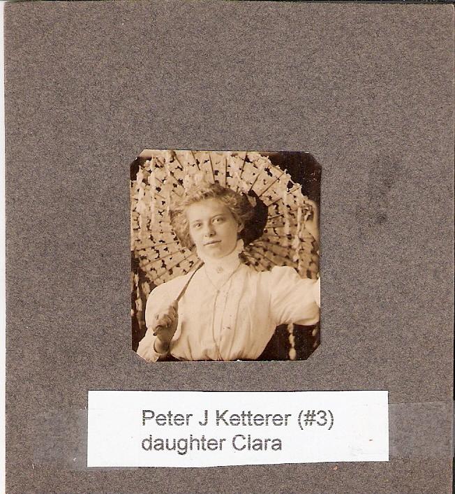 Agusta N Ketterer