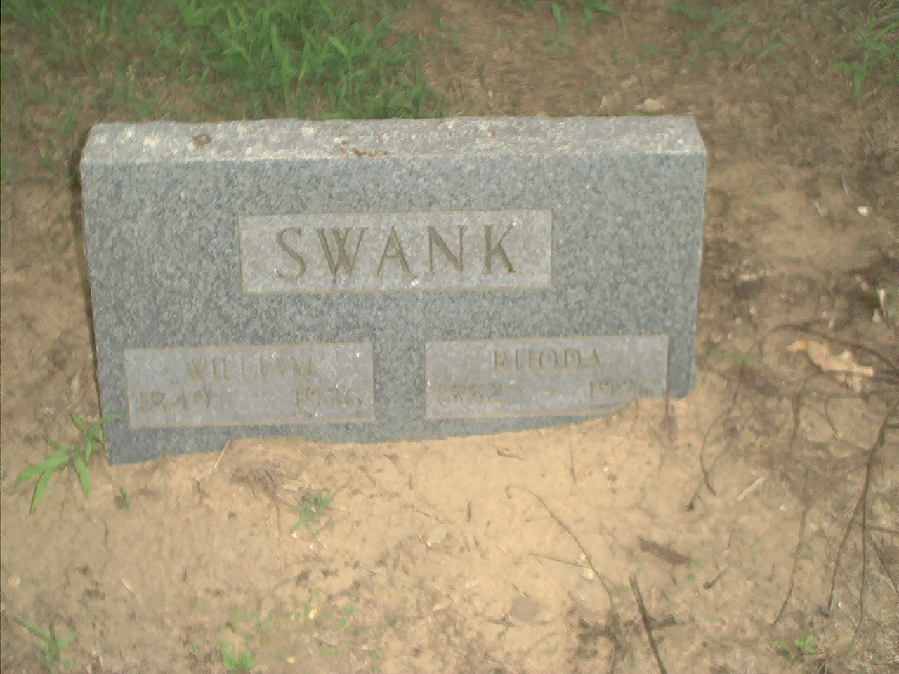 William Clay Swank