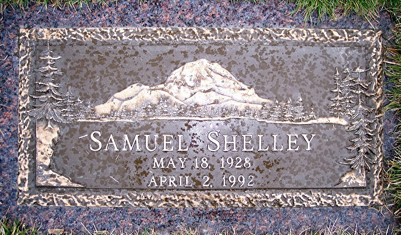 Samuel Shelley