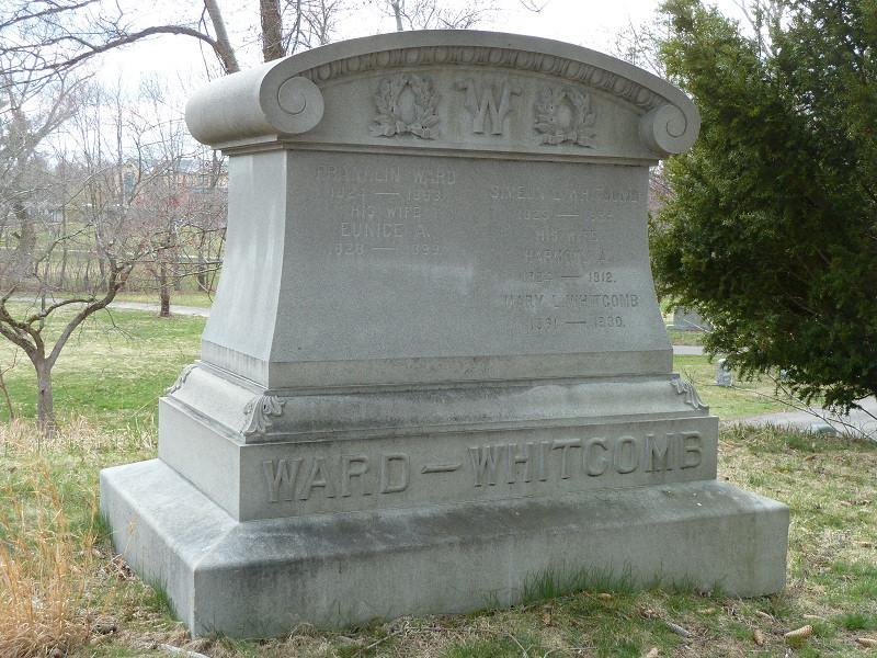 Mary E Whitcomb