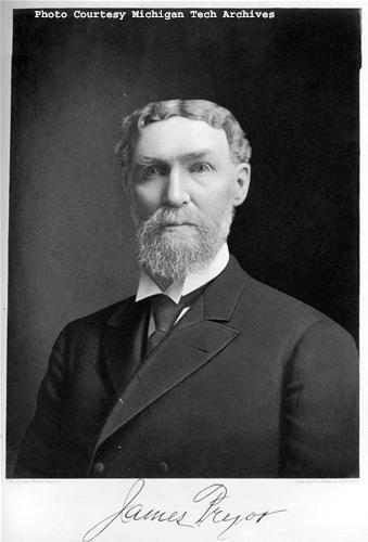 James T Pryor