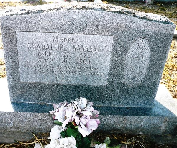 Guadalupe Barrera